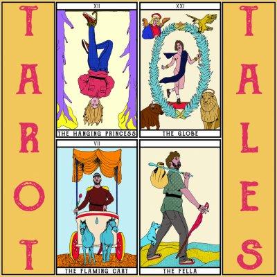 album Tarot Tales Plastron