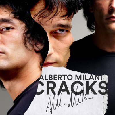 album CRACKS ALBERTO MILANI