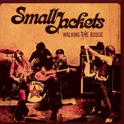 album Walking The Boogie - Small Jackets
