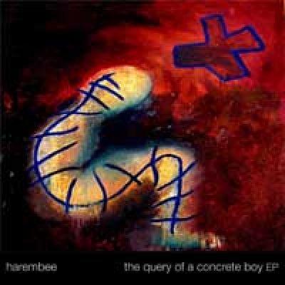 album the query of a concrete boy EP - Harembee
