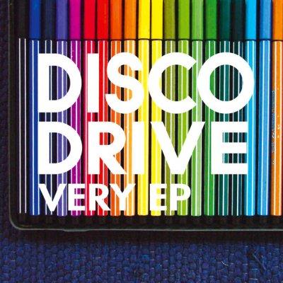 album Very EP - Disco Drive