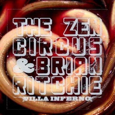 album Villa Inferno (feat. Brian Ritchie) - The Zen Circus