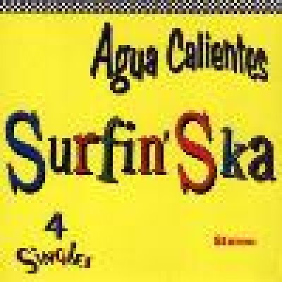 album Surfin ska - Agua Calientes