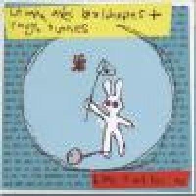album Love Is Not For Me (split w/ Rough Bunnies) - Le man avec les lunettes