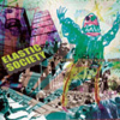 album God Bless Electronic Music - Elastic Society