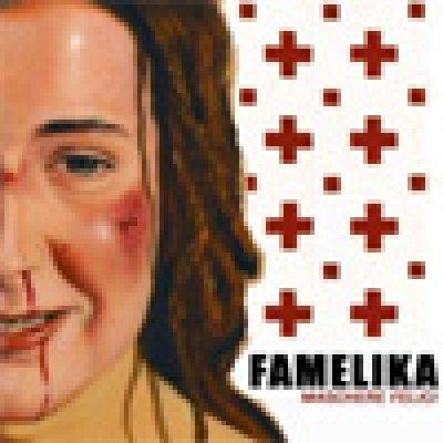album maschere  felici - Famelika