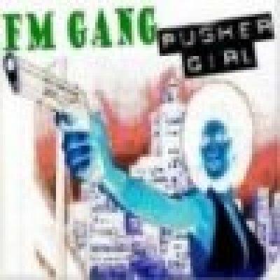 album PUSHERGIRL EP - The FM GANG