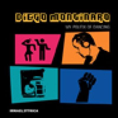 album My politix of dancing - Diego Montinaro