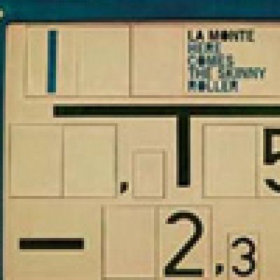 album Here comes the skinny roller - La Monte