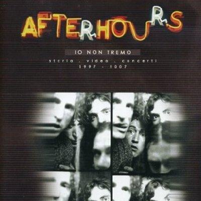 album Io non tremo (dvd anthology vol.2) - Afterhours