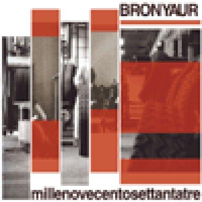 album Millenovecentosettantatre - Bron y Aur