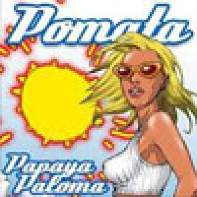 album Papaya Paloma Pomata