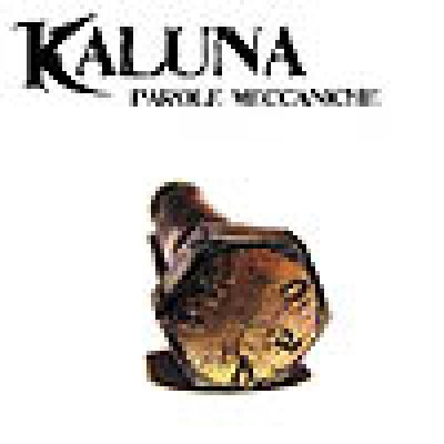 album Parole Meccaniche EP - Kaluna
