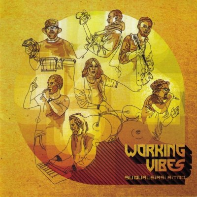 album Su qualsiasi ritmo - Working Vibes