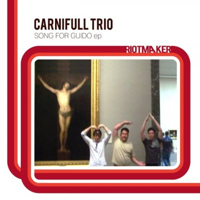 album Song for Guido Ep - Carnifull Trio