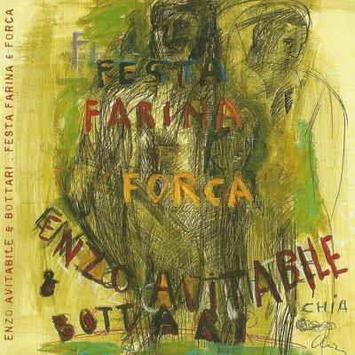 album Festa Farina e Forca - Enzo Avitabile