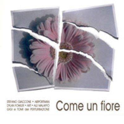 album Come un fiore - Stefano Giaccone