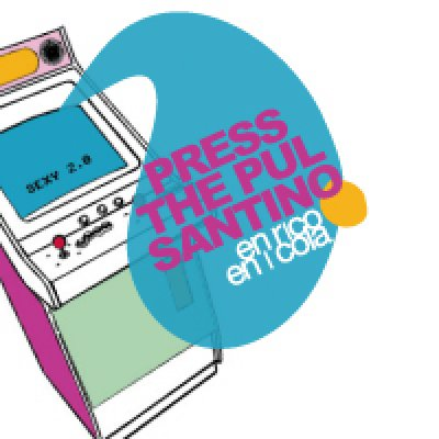 album Press the pul santino - En rico en i cola
