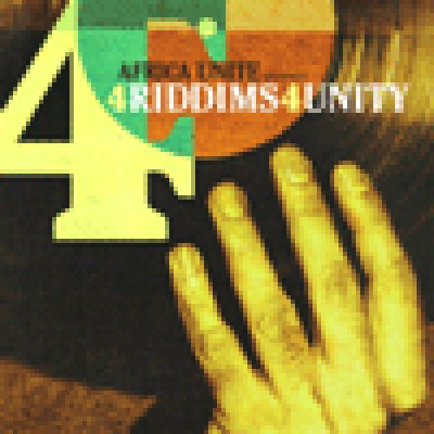 album Africa Unite presents 4 Riddims 4 Unity - Split