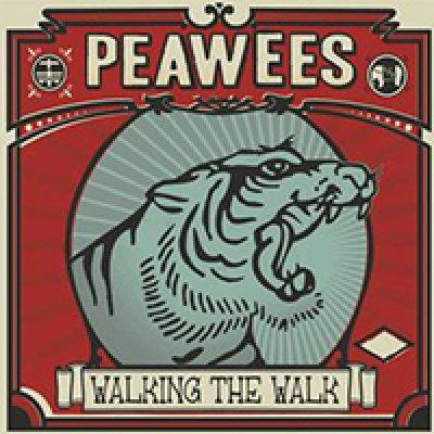 album Walking The Walk - Peawees