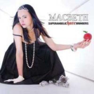 album Superangelic Hate Bringers - MACBETH