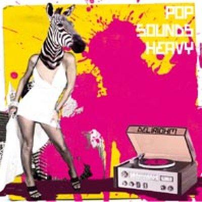 album Pop Sounds Heavy (Promo Ep) - Deliriohm