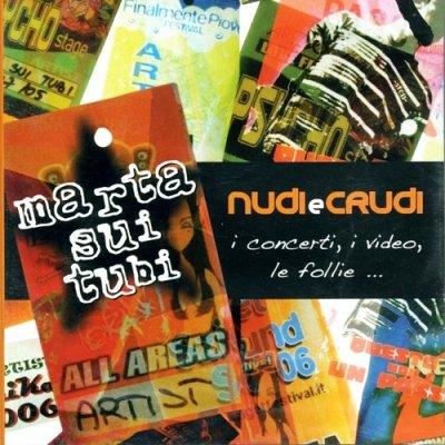 album Nudi e crudi - Marta sui Tubi