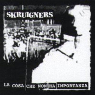 album La cosa che non ha importanza - Skruigners