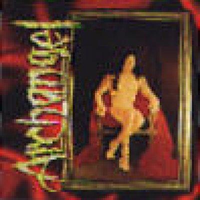 album In tears the angel falls... - Archangel