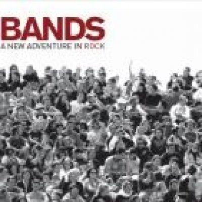 album BANDS- a new adventure in rock - Esterina
