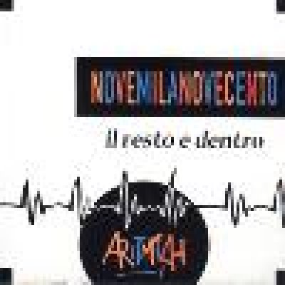 album Novemilanovecento... - AritmiaH