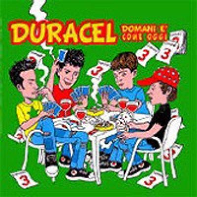album Domani è come oggi - Duracel