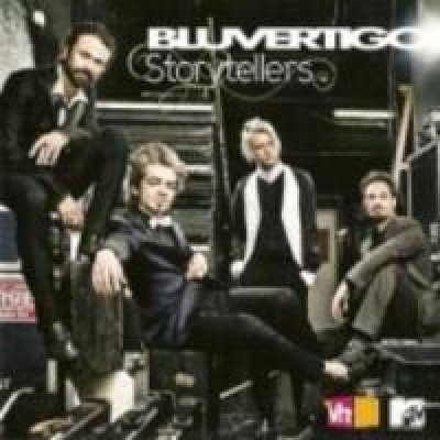 album Mtv Storytellers (cd + dvd) - Bluvertigo