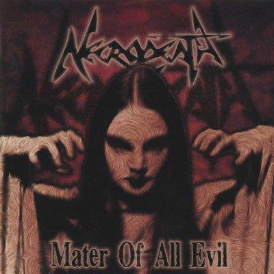 album Mater of all evil - Necrodeath