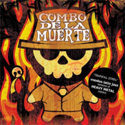 album Tropical Steel - Combo De La Muerte