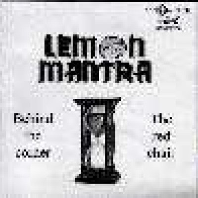 album Behind the Corner/The Red Chair - Lemon Mantra
