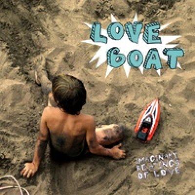 album Imaginary beatings of love (LP) - Love Boat