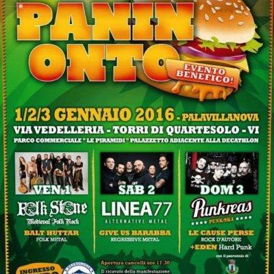 festa del panin onto 2016 Foto gallery