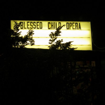 Blessed Child Opera Everything touch me