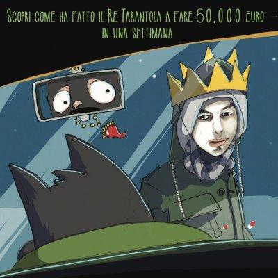 Il Re Tarantola Il nostro amore sa di tabacco Scarica e Ascolta