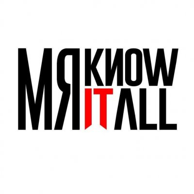 Mr. Know It All Foto gallery