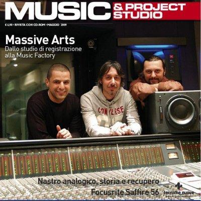 Massive Arts Studios