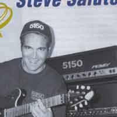 Biografia Steve Saluto