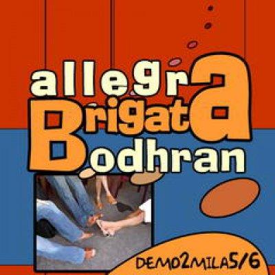 Allegra Brigata Bodhran