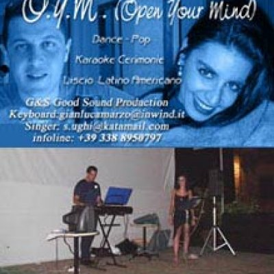Open Your Mind (OYM) Foto gallery