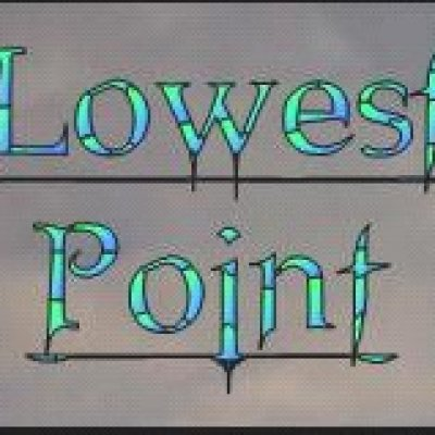 Lowest Point Foto gallery