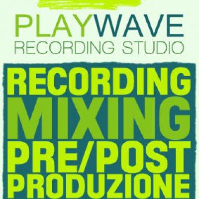 Play Wave Recording Studio
