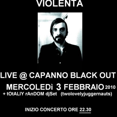 Capanno Black Out