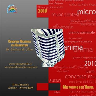 Microfono dell'Anima 2010 - diamo voce all'arte