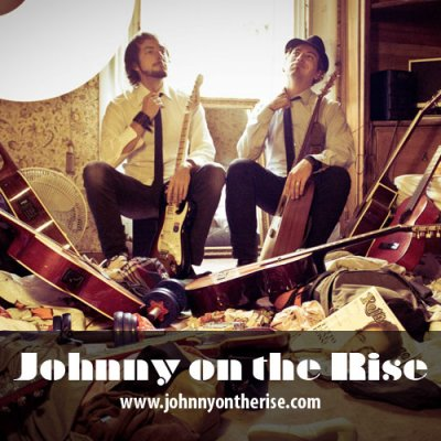 Johnny on the Rise The wind Ascolta